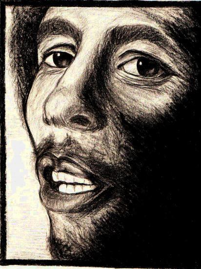 Bob Marley por luciQa